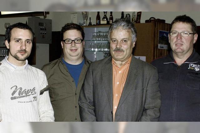 Trio hält Erfolgsmusiker auf Kurs