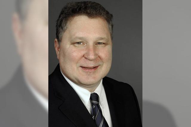 Kupferer will Bürgermeister werden