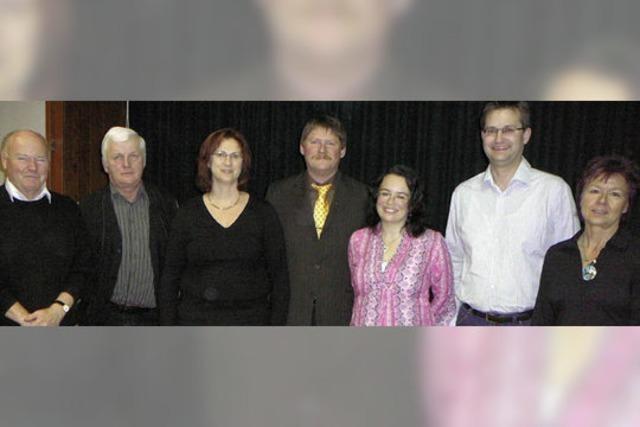 Nachwehen des Dirigentenwechsels im Gesangverein