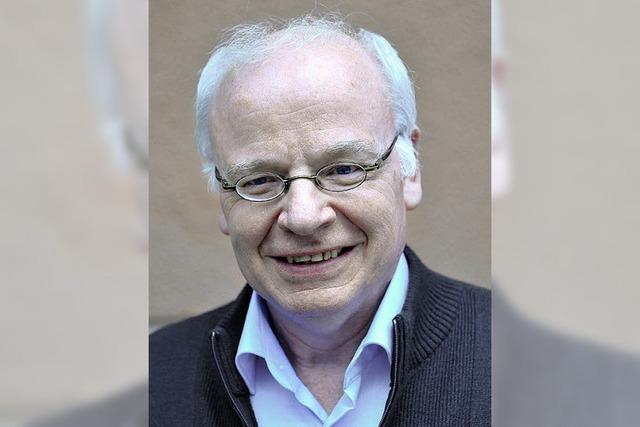 Wolfgang Humpfer: Einer, der sich von Menschen betroffen machen lässt