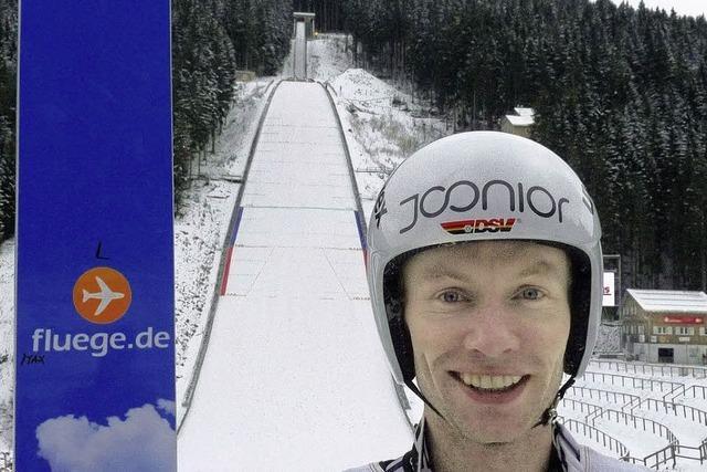 Mut zur Angst bei Rekordflügen in Neustadt