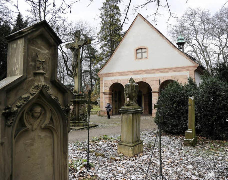 Das Gebäude stammt aus dem Jahr 1722.  | Foto: Ingo Schneider