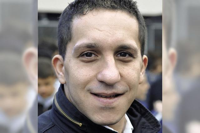 """Fadi Saad: """"Der große Bruder von Neukölln"""""""