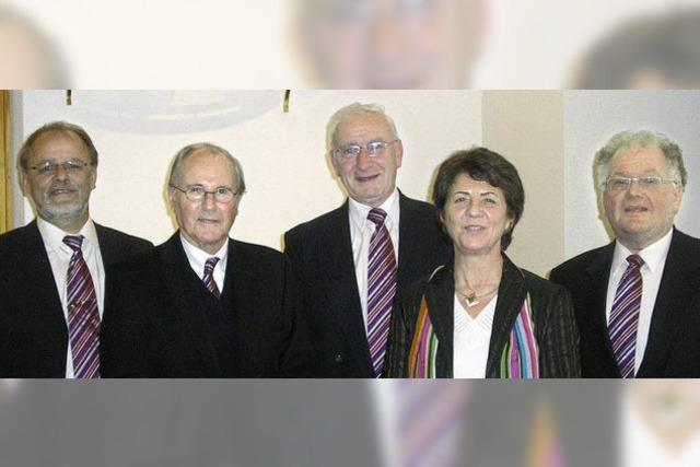 St. Blasier Liederkranz ist auf Sänger-Suche