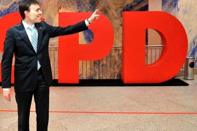 SPD-Spitzenkandidat will Regierungschef werden