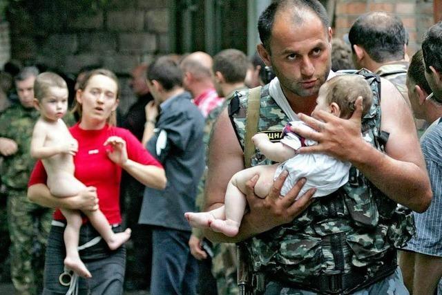 Chronologie: Terroranschläge in Russland