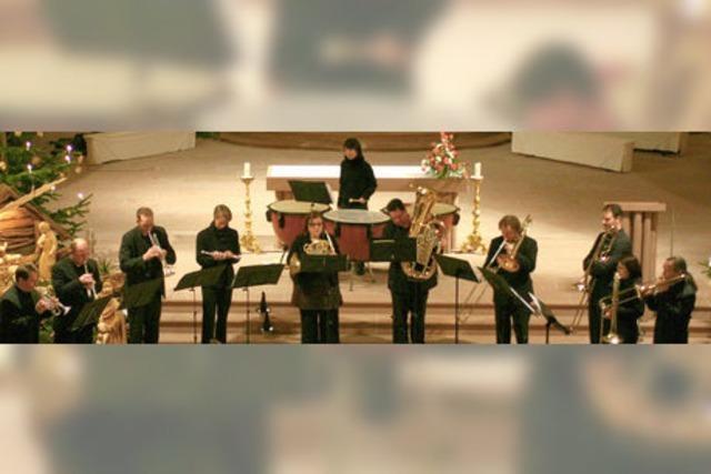 Wunderbares Ensemble in Endingens St.Peter