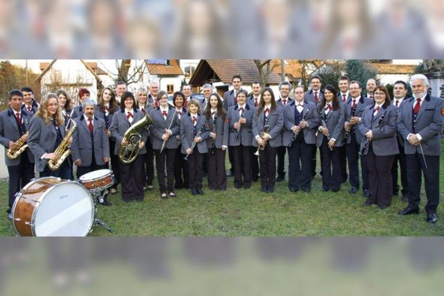 Der junge Musikverein wird 150