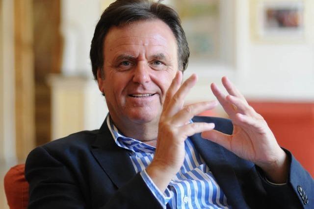 Roland Mack Juror in Monte Carlo