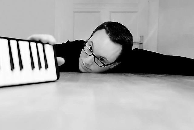 DER PIANIST Florian Ross