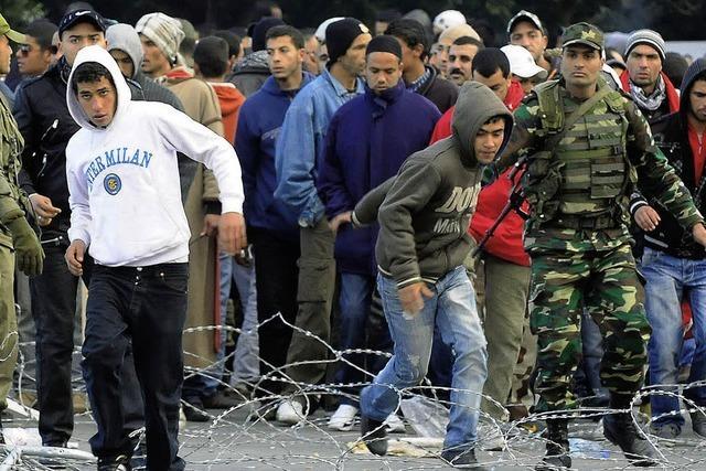 Lehrerstreik und Proteste in Tunesien