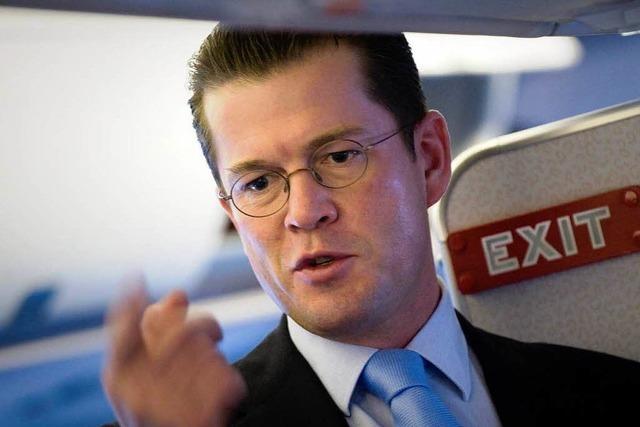 Guttenberg in der Kritik