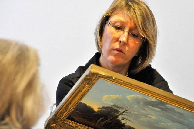 Der Nolde in der Tüte: Experten von Christie's schätzen Kunst in Freiburg