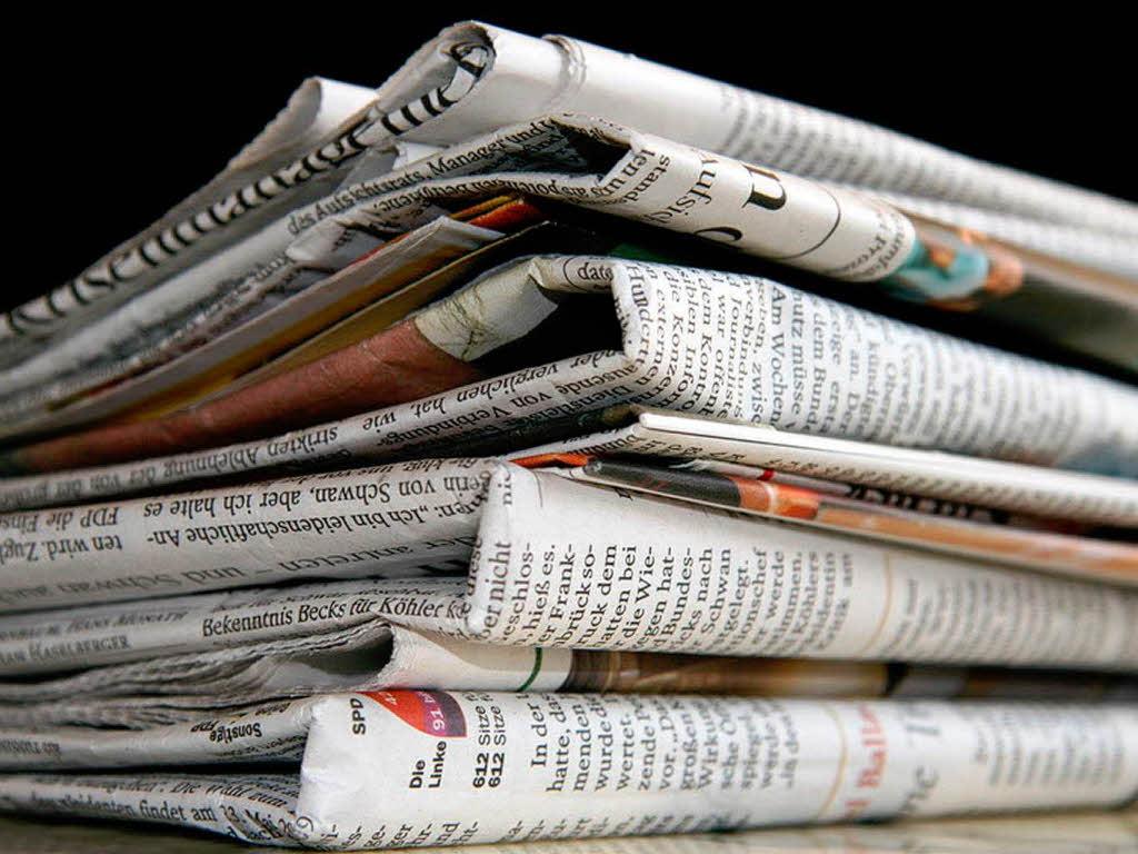 Badische Zeitungen