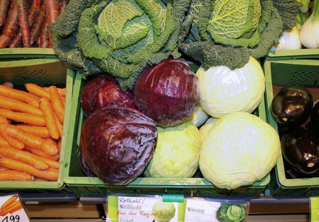 Lebensmittel aus ökologischem Anbau si...ar Thema einer Tagung in Eichstetten.   | Foto: silvia faller