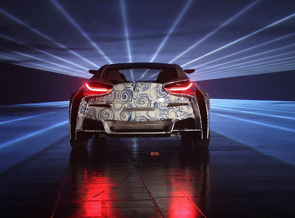 Vorschau: viersitziger Sportwagen von ... und einem Verbrauch von 3,76 l/100 km  | Foto: Fotos: BMW/Fiat/DM