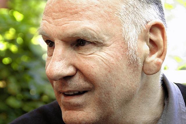 Franz Littmann kommt zum 56. Hebelschoppen