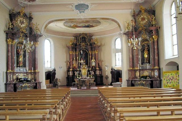 Freiburger Segen für Orgel