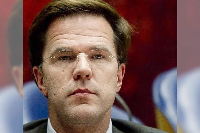 Niederländer entsenden Mission nach Afghanistan