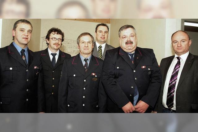Lob für Entwicklung der Feuerwehr