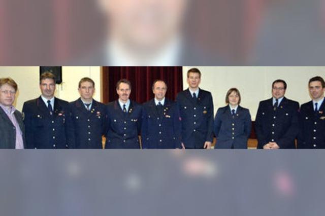 Tobias Lehr ist Feuerwehrmann des Jahres 2010