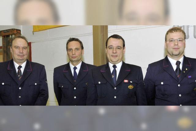 Mäder neuer Kommandant