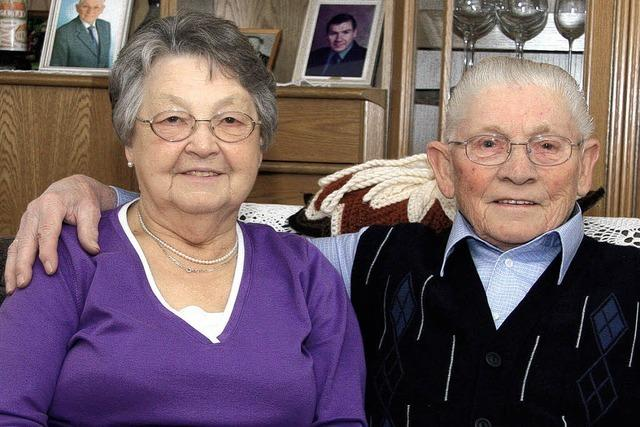 Das Rentnerleben gemeinsam genießen