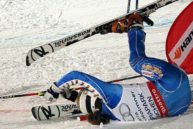 Zu viele Unfälle - Skisport sucht nach mehr Schutz