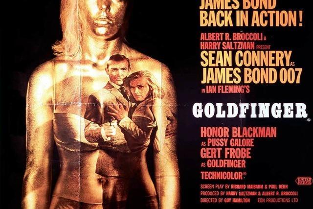 Goldfingers Komponist John Barry ist tot