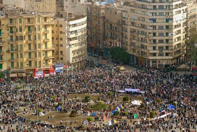 Großdemonstration in Kairo – Armee blockiert Zufahrten