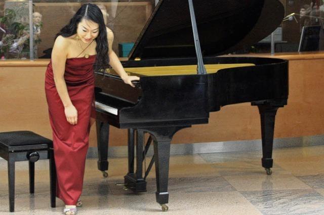 Ein virtuoser Jahresauftakt für die Matinee-Konzerte