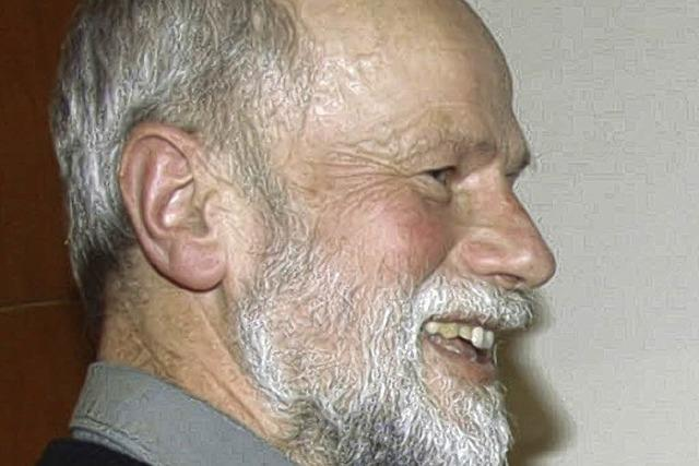 Gregor Scheuble ist Ehrenmitglied