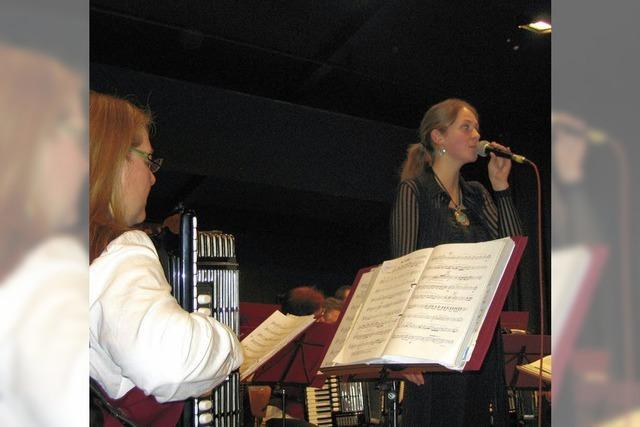 Konzertorchester in bestechender Hochform
