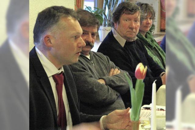 Krögner plädiert für mehr Bürgerbeteiligung
