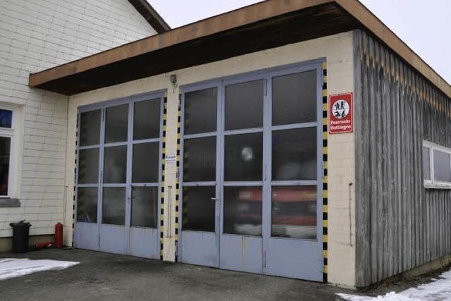 Gerätehaus wird nicht saniert - Feuerwehr ist sauer