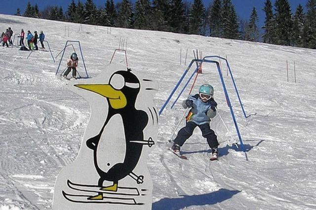 Spaß in jedem Gelände und allen Schneeverhältnissen