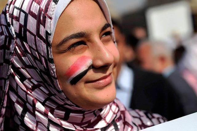 Massenproteste gegen arabische Diktatoren