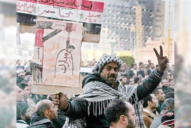 Mubarak lehnt schnellen Rücktritt ab