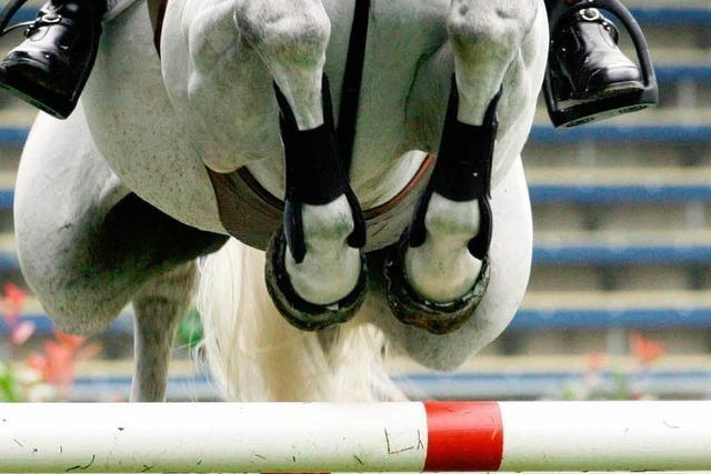 Reitertalente messen sich in Offenburg mit der Weltklasse
