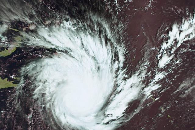 Australien: Nach der Flut kommt der Zyklon