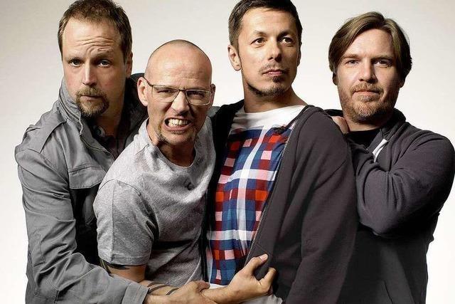 Die Fantastischen Vier kommen zum Stimmenfestival