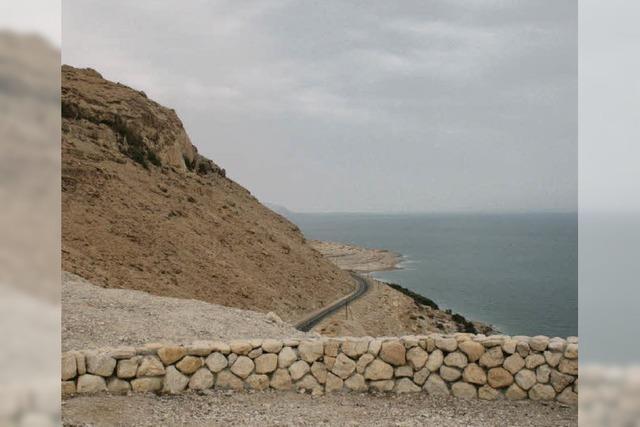 FLUCHTPUNKT: Durststrecke zum Toten Meer