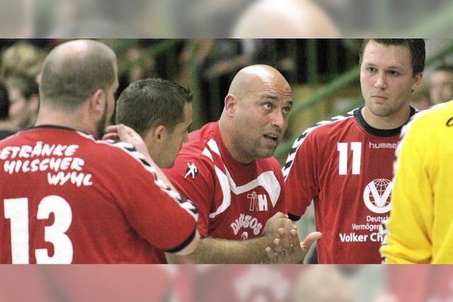 TVH schickt Welle heim
