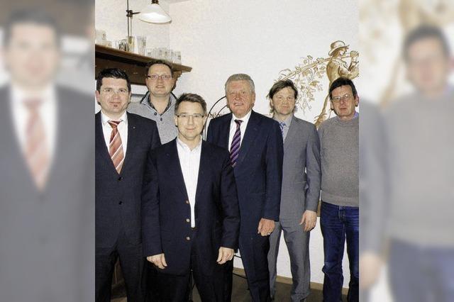 Ernst Pfisters Abschied in Donaueschingen