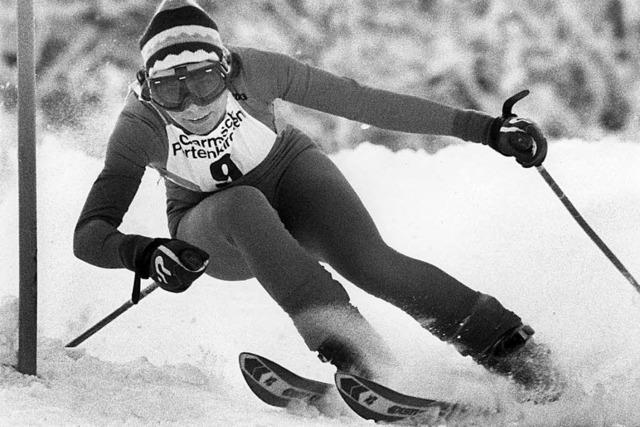 DIE SKI-WM 1978: Gold für Epple