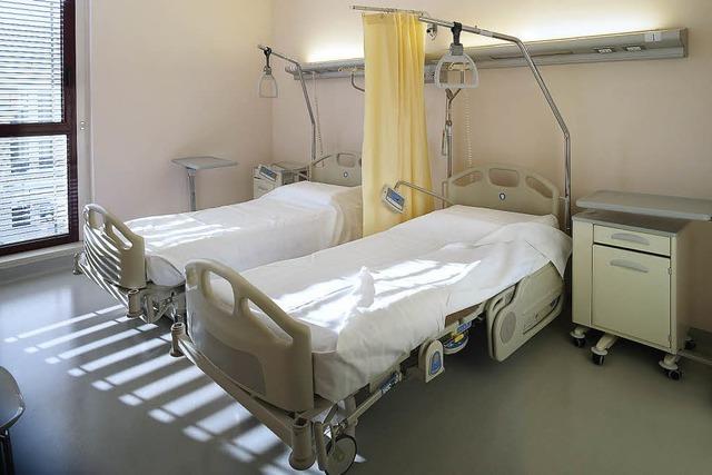 Sollen Zweibettzimmer in Kliniken zur Regel werden?