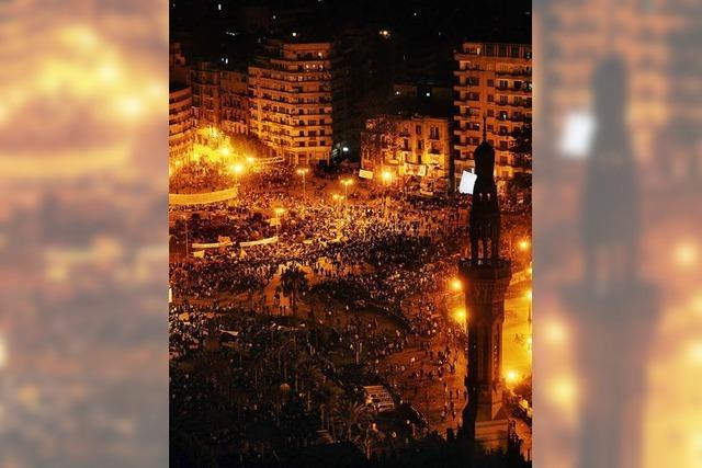 Mubarak: Ohne mich bricht Chaos aus