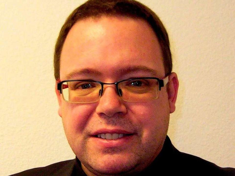 Sebastian Gütlin, Leiter der Abteilung...e Freiburg – Nördlicher Breisgau  | Foto: PR / Sparkasse Freiburg