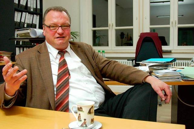 CDU-Fraktion schlägt neuen Bewerber für Bürgermeisterwahl vor