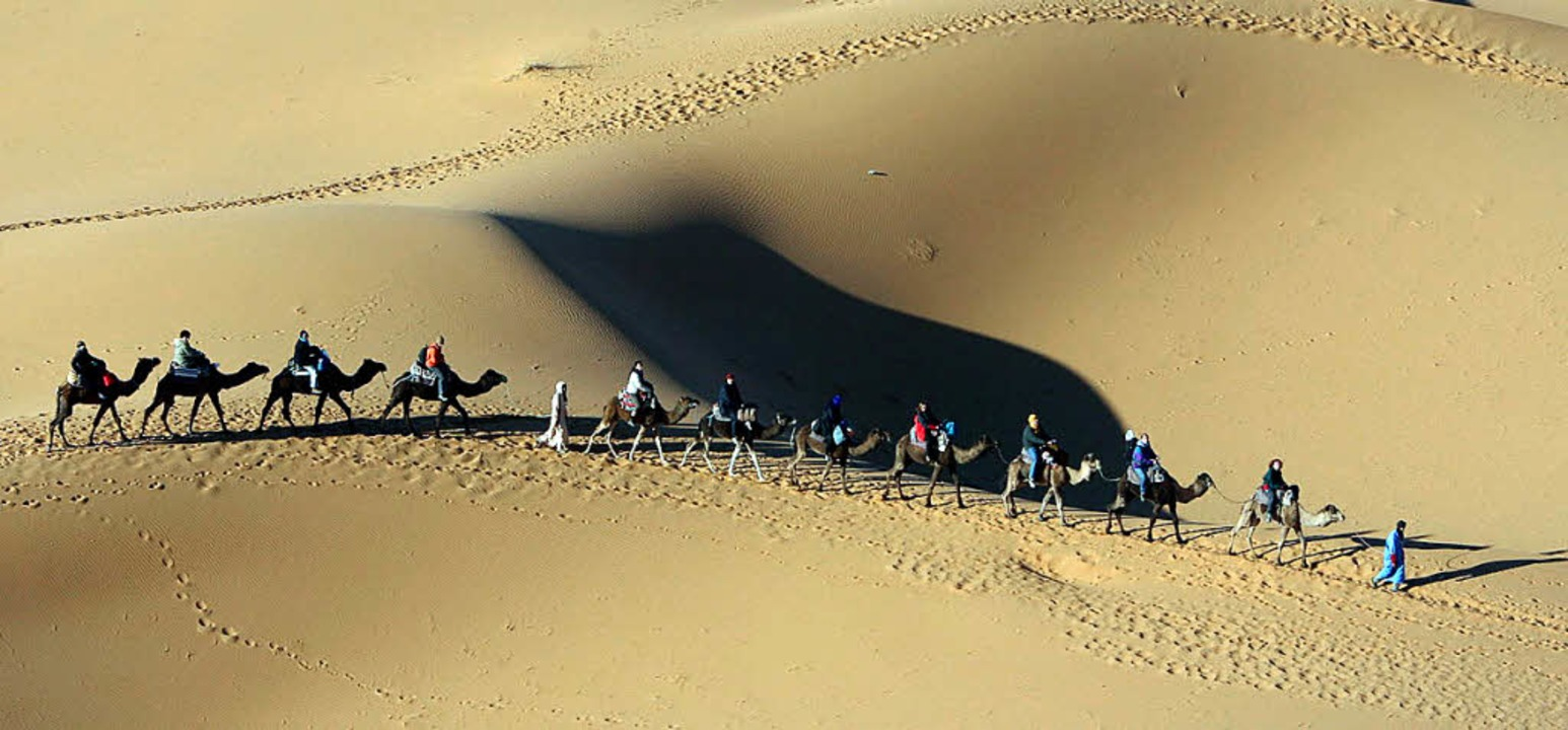 Nomaden ziehen von Ort zu Ort. Mietnom...n in renovierungsbedürftigem Zustand.   | Foto: dpa